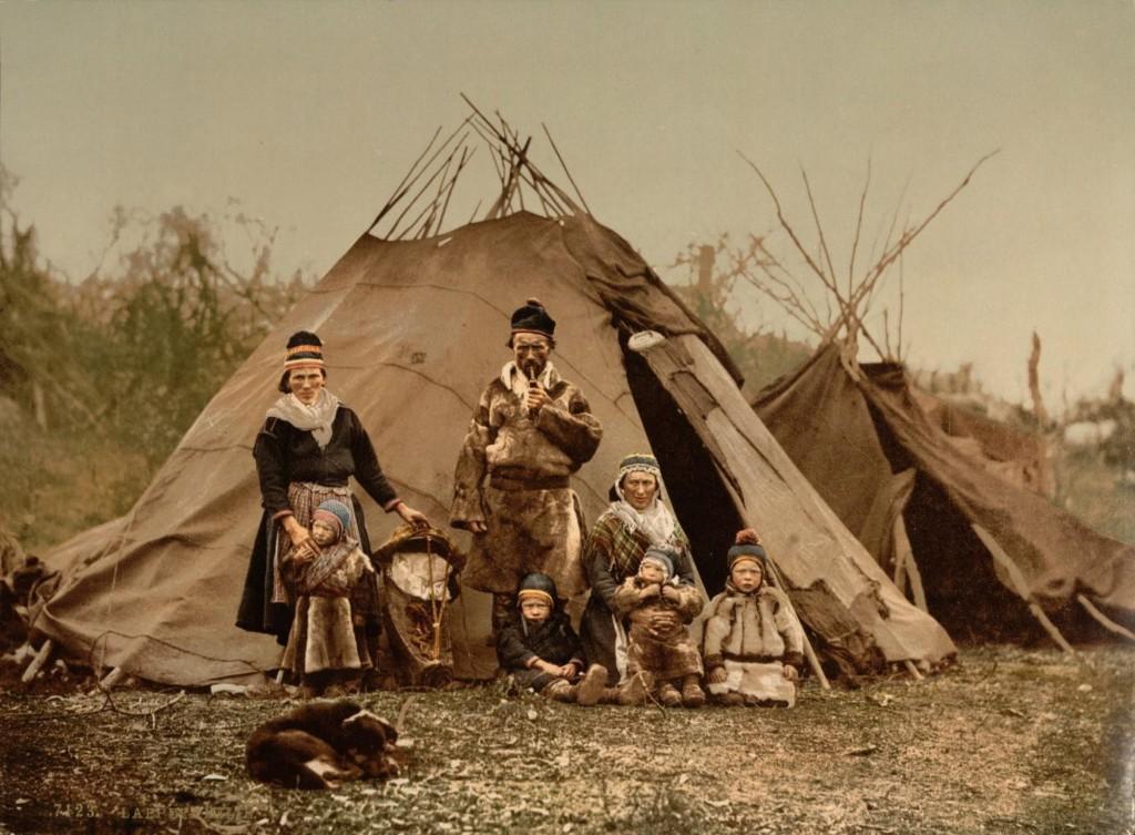 sami familie 1870