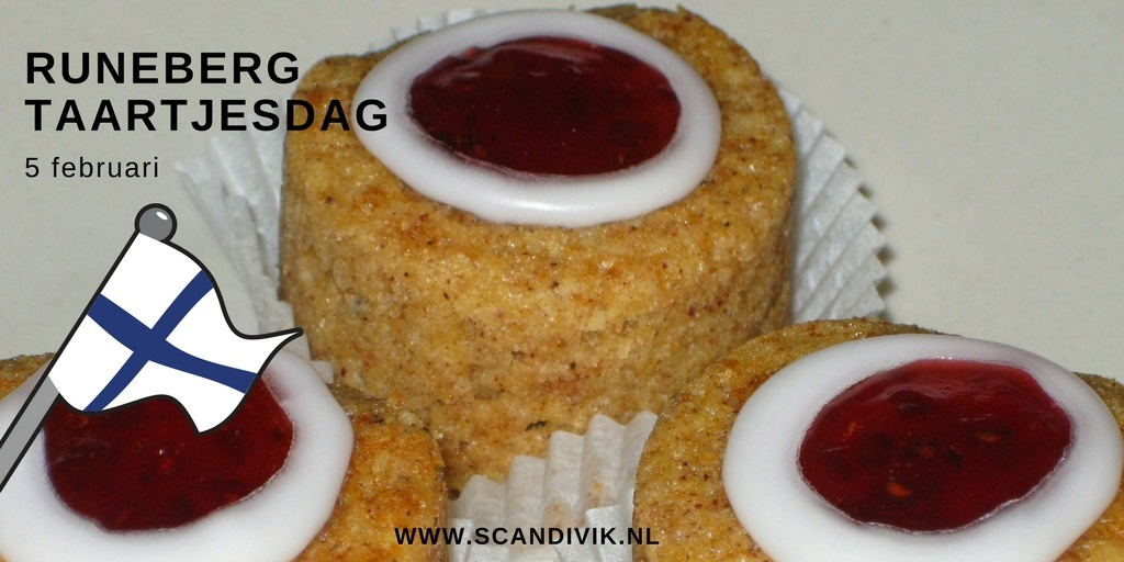 Runebergcake