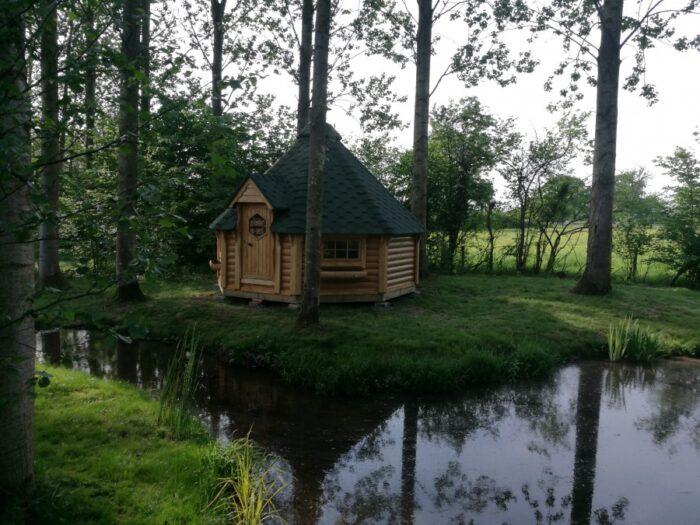 14.9 Grill cabin