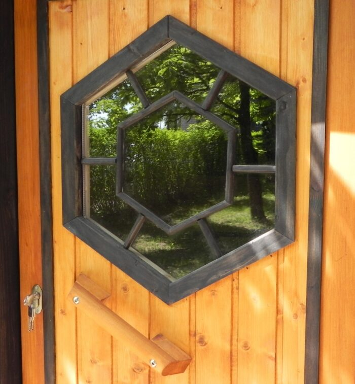 G4501 4.5 Grill Cabin door