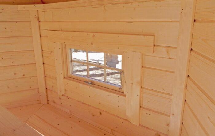 G4501 4.5 Grill Cabin inside 3