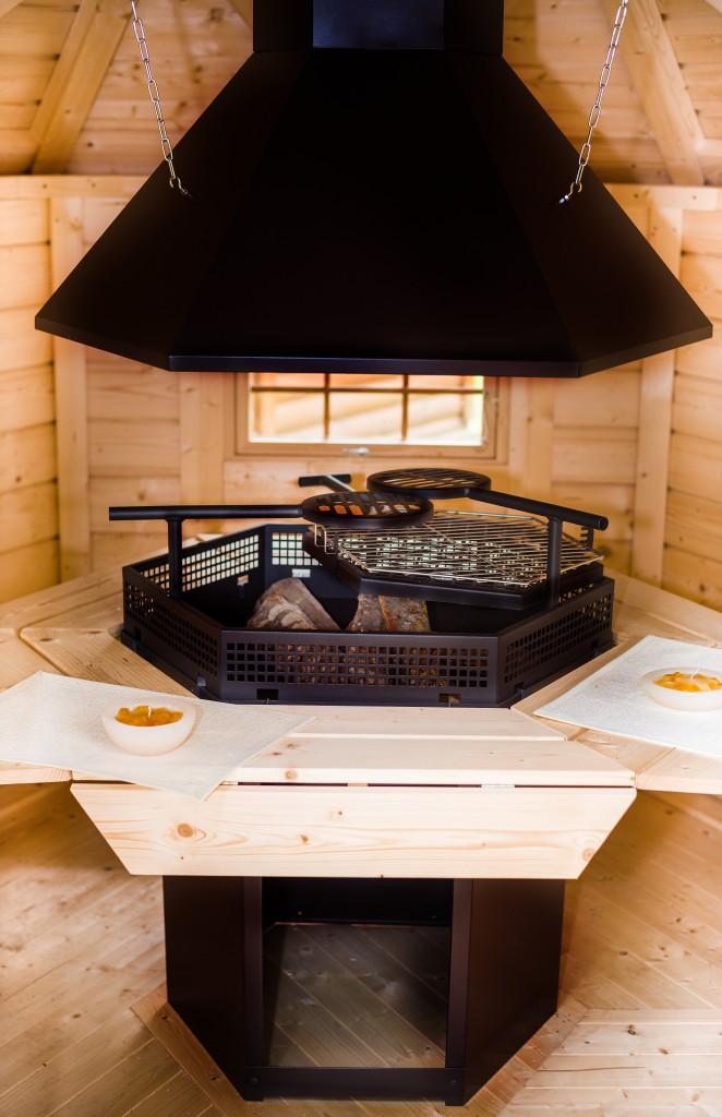 Grill Cabin 4.5 2