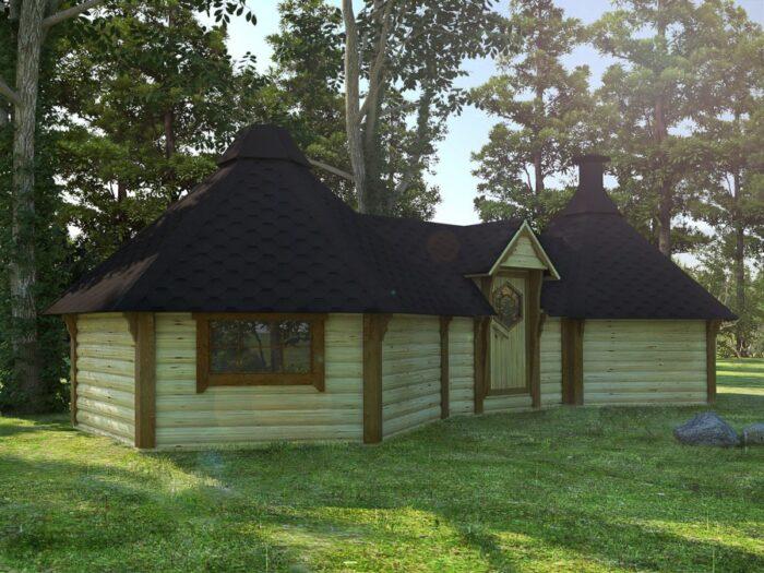 Grill Cabin 9.2 9.2 m2 Viking