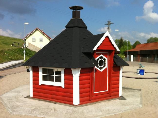 Grill Cabin 9.2 m2 Viking19