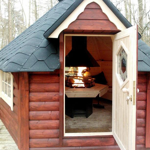 Grill Cabin 9.2 m2 Viking26