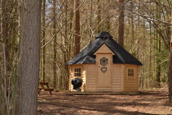 Grill Cabin 9.2 m2 Viking27