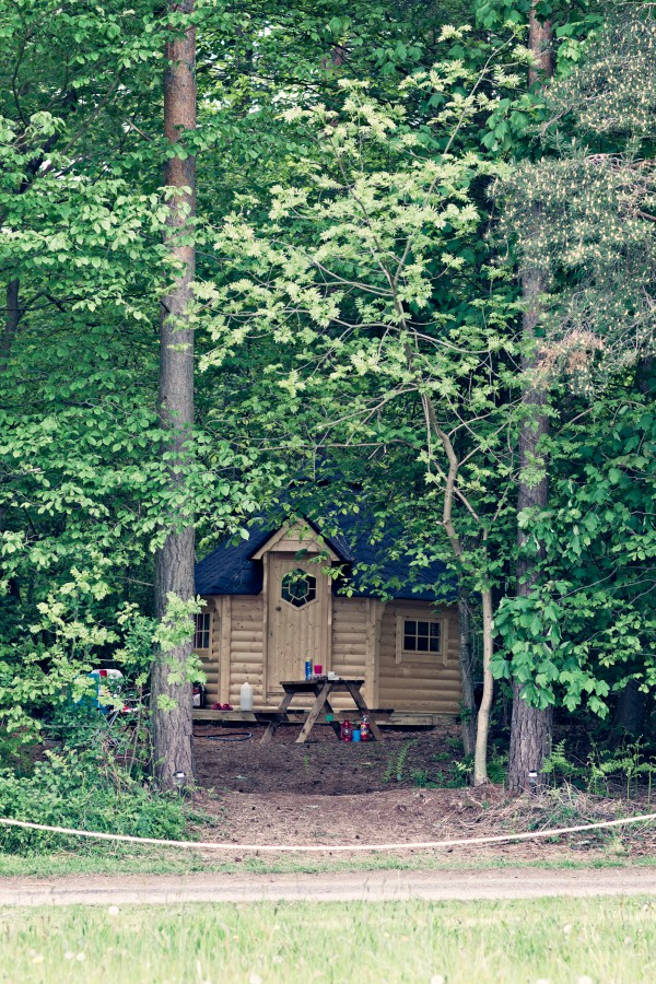 Grill Cabin 9.2 m2 Viking28