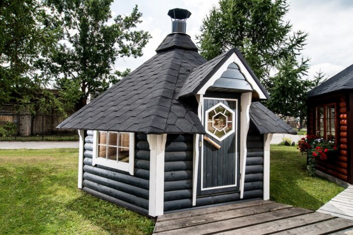 Grill Cabin 9.2 m2 Viking7