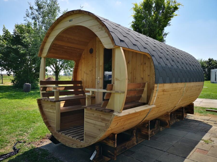 Campingbarrel Finland