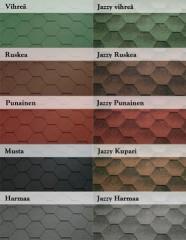Kleuren daken