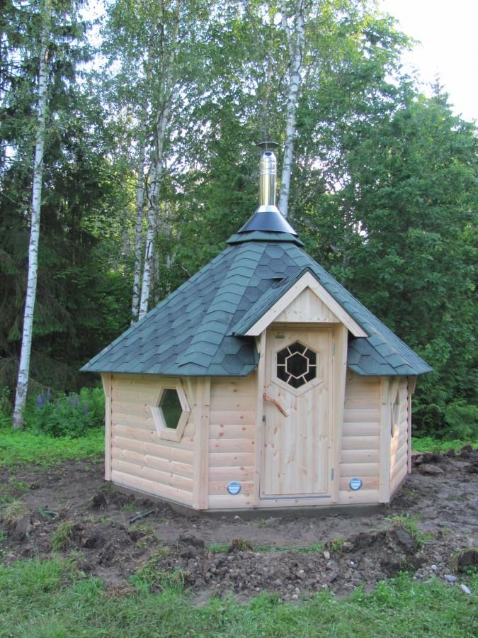 Sauna 9 m2 007