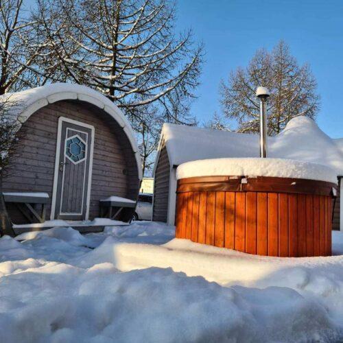 Campingbarrel Ice Viking
