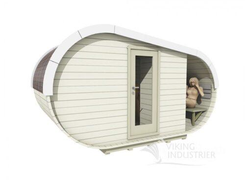 Delight Sauna 2.4 x 4.3
