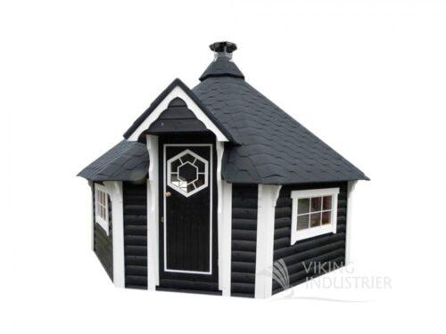 Sauna Cabin 16.5m2