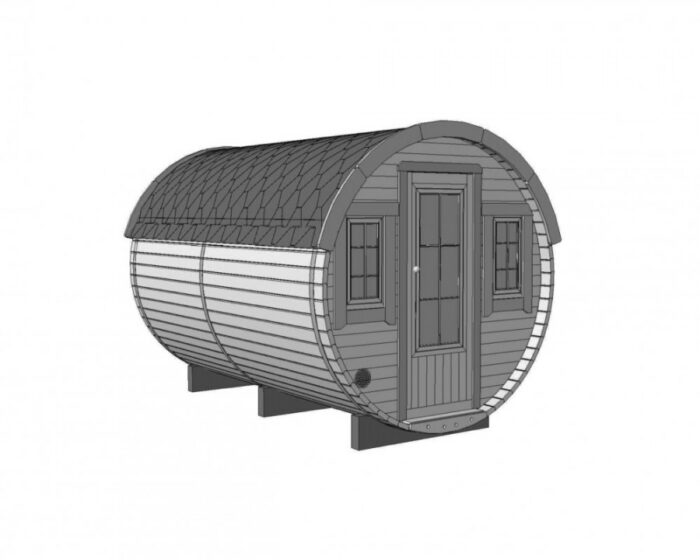 sleeping barrel 2.2