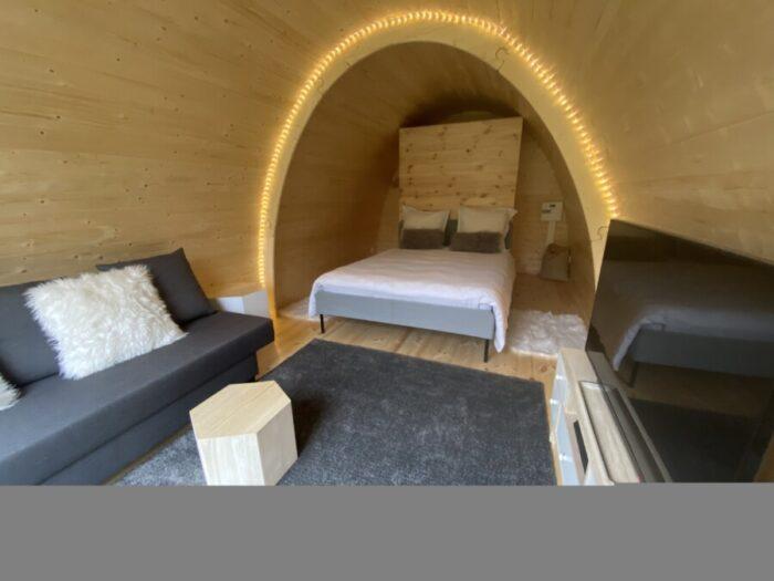 Camping Pod 3.2x4.8