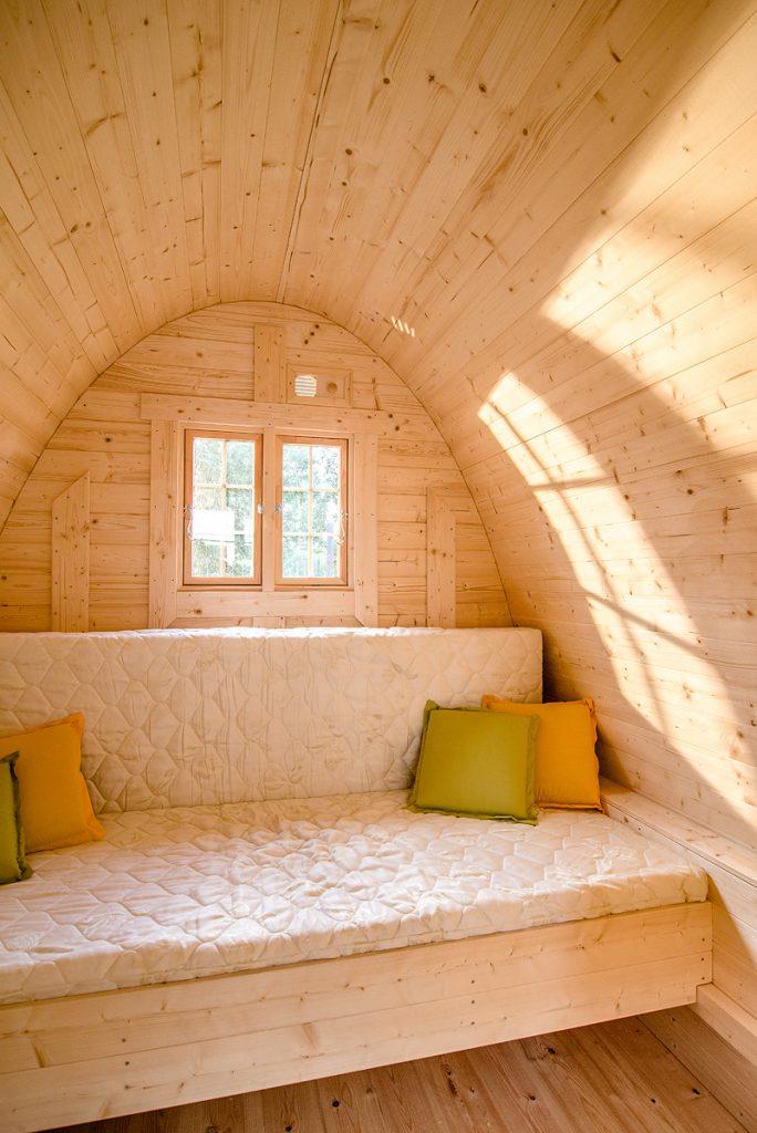Camping Pod 4.8m 5 1