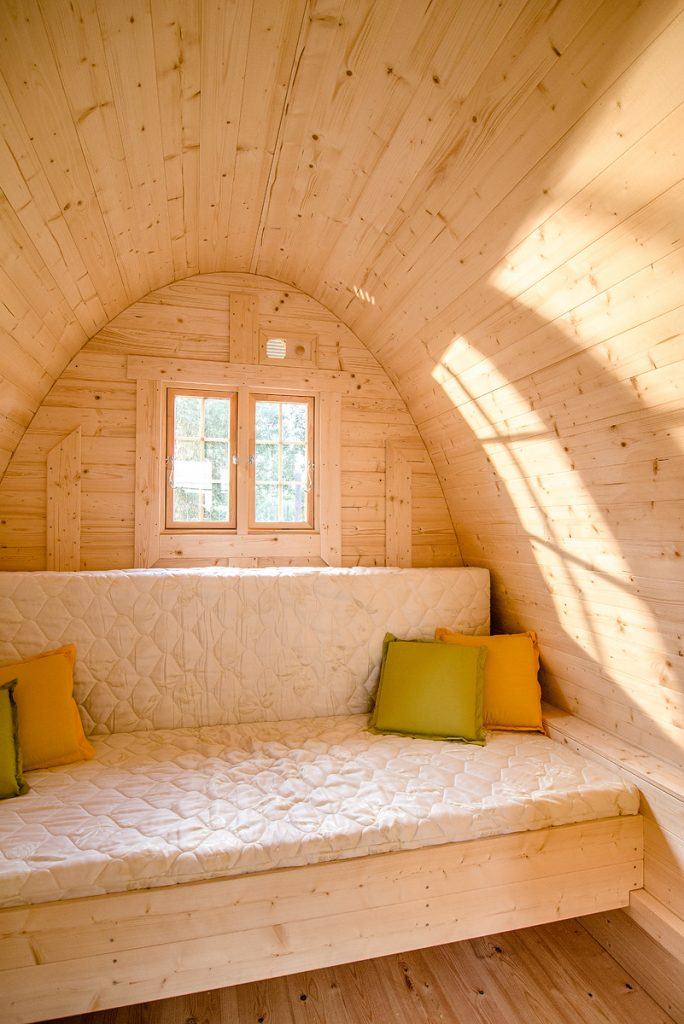 Camping Pod 4.8m 5
