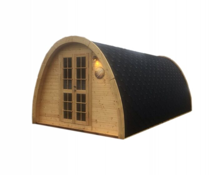 Insulate Camping Pod 3.2