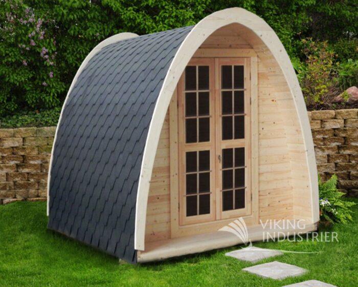 camping Pod 2.4 x 4 2