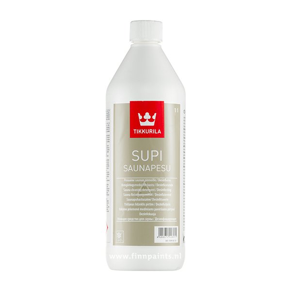 Supi Sauna Cleaner