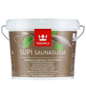 Supi Sauna Finish