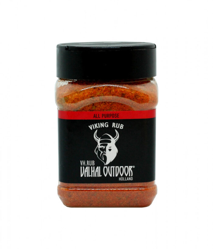 Valhal Outdoor BBQ Rub