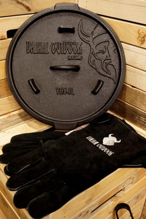 Valhal Outdoor BBQ handschoen
