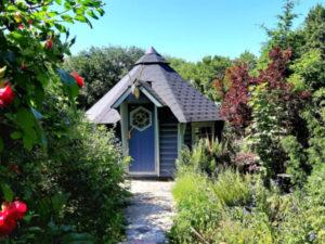 Finse Kota tuinhuis van Scandivik buitenleven