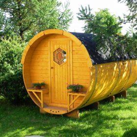 camping barrel 2