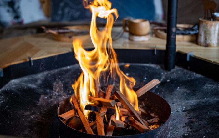 grillkota stokbroodjes bakken