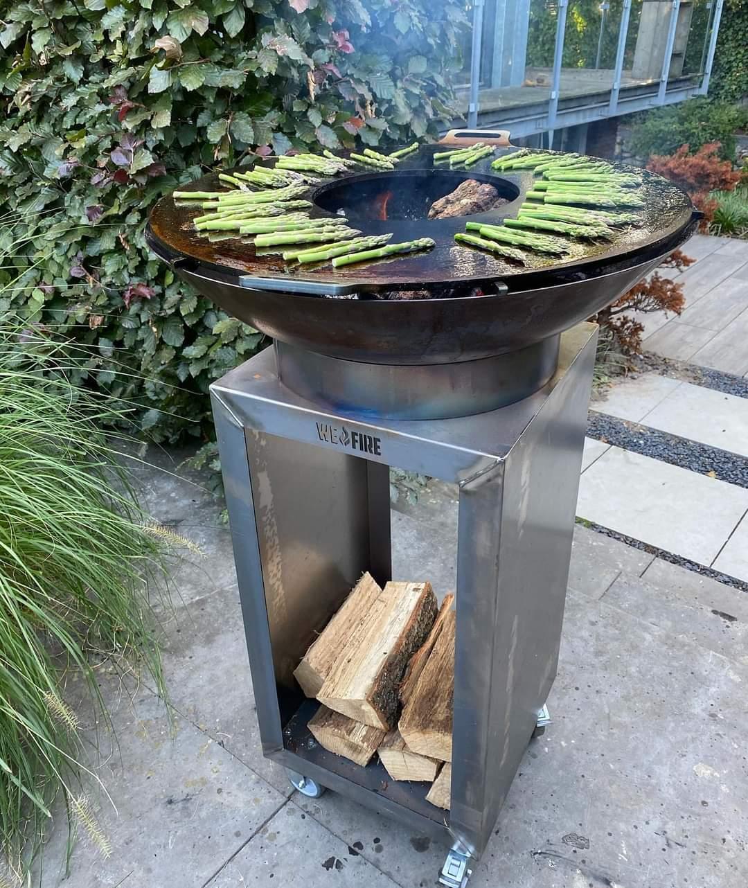 We Fire Houtskool BBQ