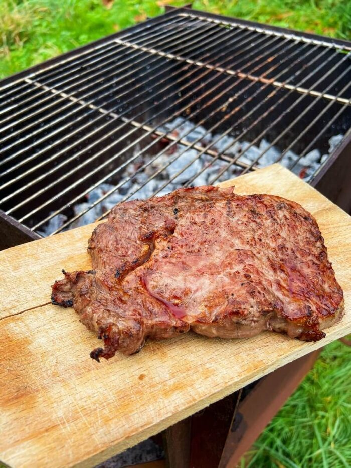 Stoked Braai Chef's Edition Grill