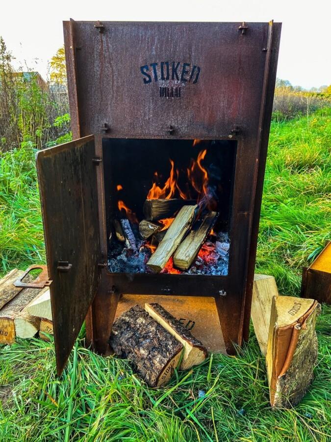 Stoked Houtskool Barbecue