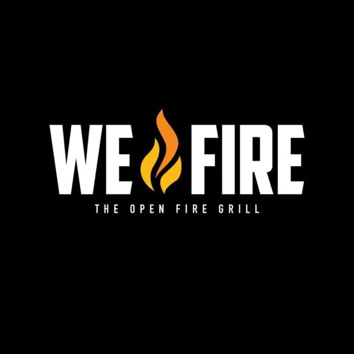 We Fire logo